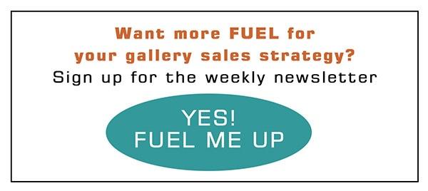 Gallery Fuel Newsletter