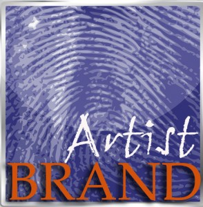 Developing an artist's personal brand