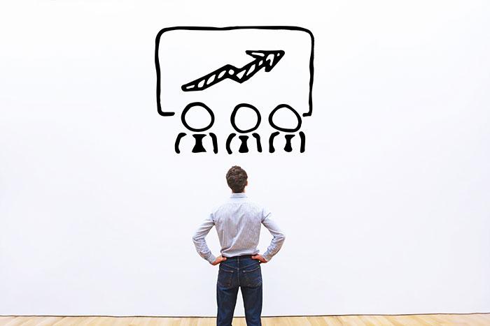 art gallery sales training