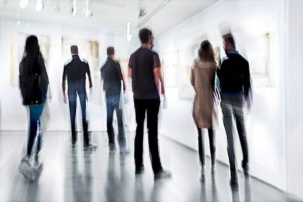 Art gallery program