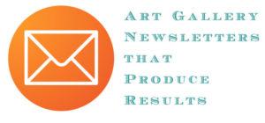 effective art gallery newsletters