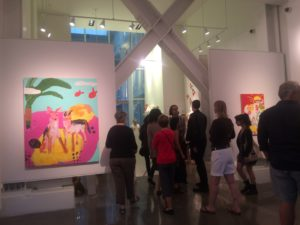 attracting art collectors