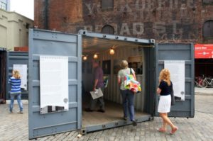 pop-up gallery example