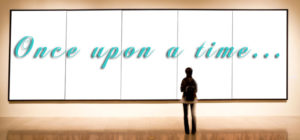 Art gallery marketing through storytelling