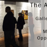 The Art Walk: Gallery Business Asset or Missed Opportunity