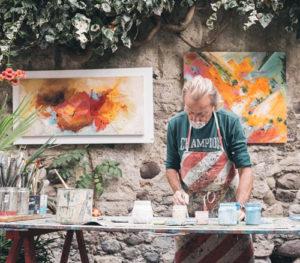 An artist story