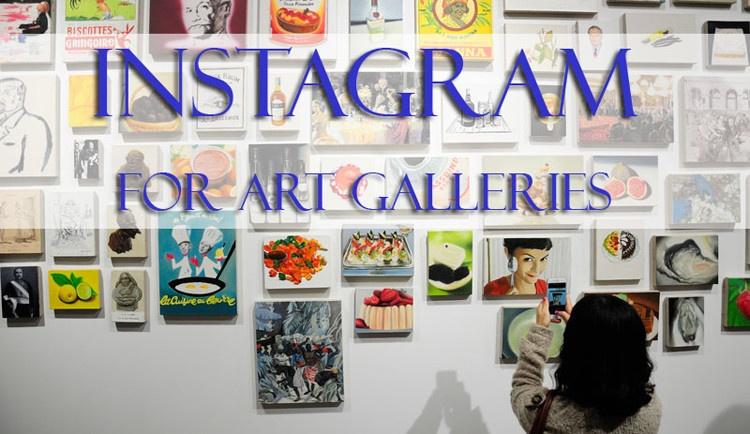 Instagram for art galleries