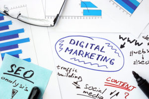 Art gallery digital marketing strategy