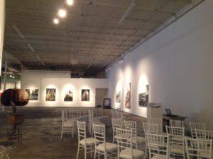 Attracting art collectors