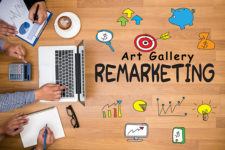 How can using a Facebook pixel help your art gallery marketing?