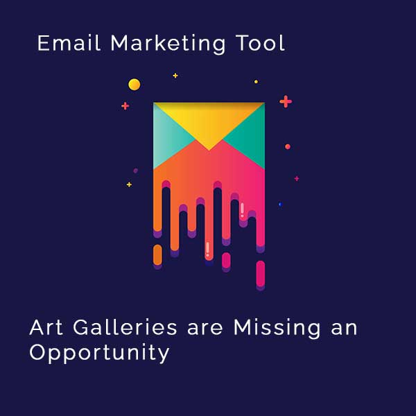 gallery mailing list subscribers