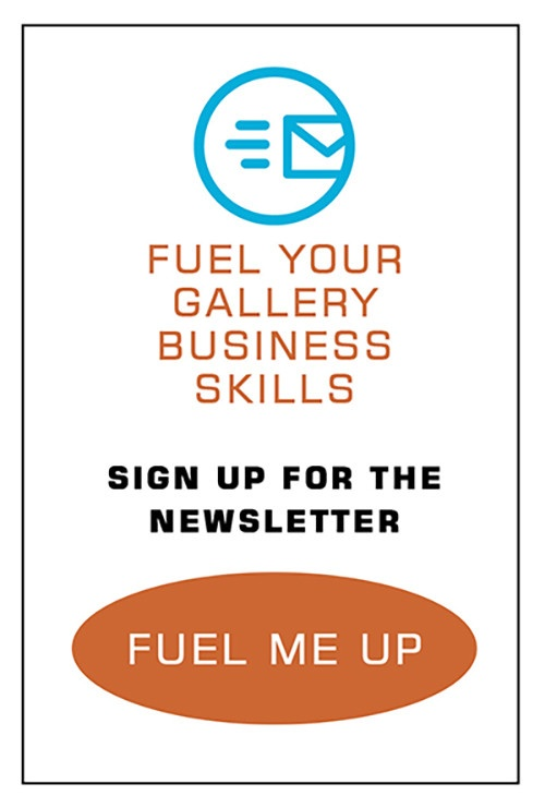 Gallery Fuel Newsletter Sign Up