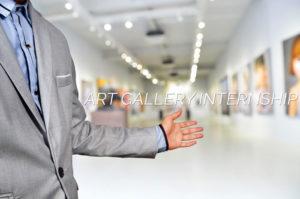developing an art gallery internship program