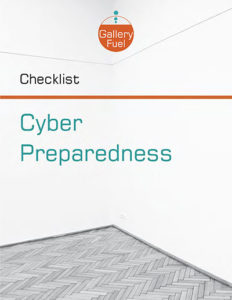 Checklist: Art Gallery Cyber Preparedness