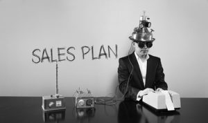 creating an art gallery sales plan