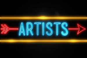 gallery artist roster