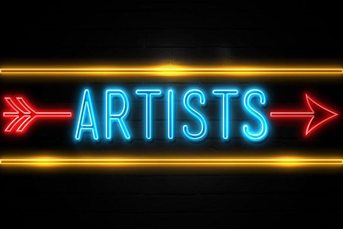 gallery artist roster
