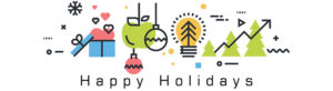 Happy Holidays from Gallery Fuel