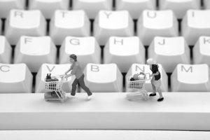 art gallery online sales strategy
