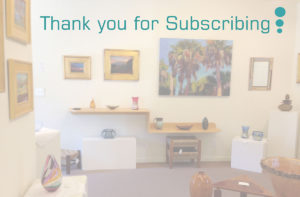 Thank you for subscribing to gallery fuel