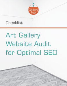 Checklist: Art Gallery Website Audit for Optimal SEO