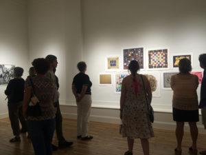 marketing art gallery events