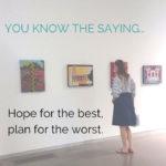 Art gallery insurance advice