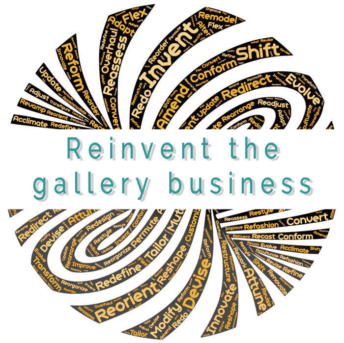 Reinventing the Art Gallery Business