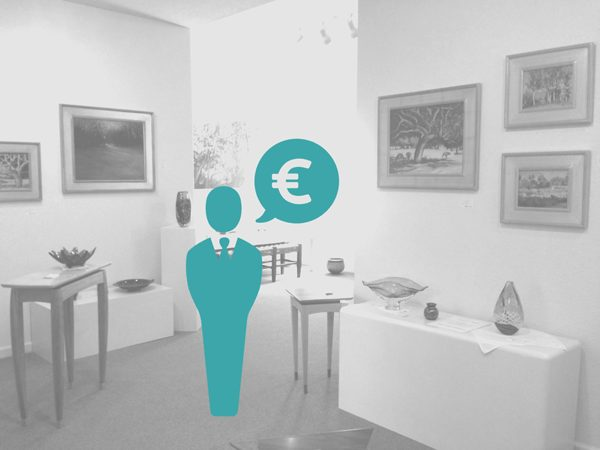 increase gallery art sales with a buyer experience